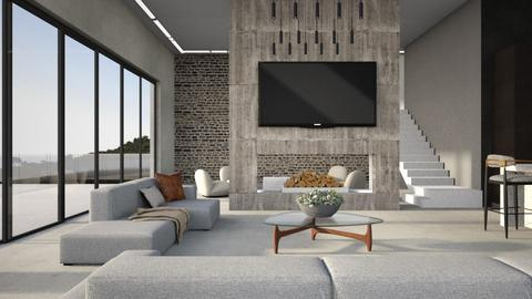 modern - Modern - Living room  - by tolo13lolo