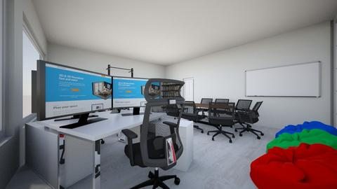 redesigned office VR 2 - Modern - Office  - by dastanzhas