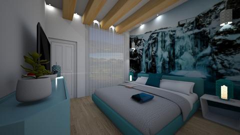 turkus - Modern - Bedroom - by DERRYS