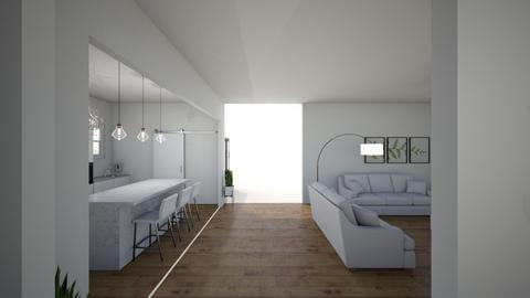 myhome - Living room  - by Architectdreams