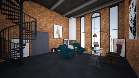 Warehouse Office - Office  - by Izabel_M