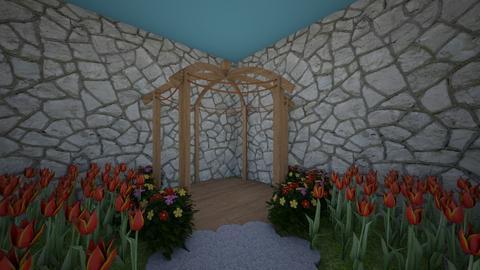 my pavilion - Garden  - by olsenhannek