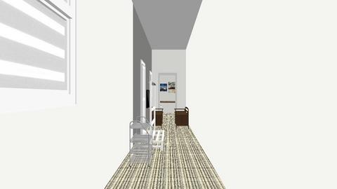 MINIMALIST STYLE HOUSE - Minimal - by zarvi
