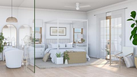 Clara bedroom - Bedroom  - by Charipis home