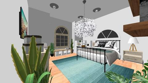 Kenady Wall - Bedroom  - by CCMS