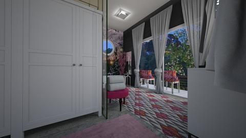 Cherry Blossom Bathroom  - Classic - Bathroom  - by decordiva1