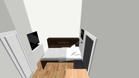 med rigtige maal - Modern - Bedroom  - by Linusbruun