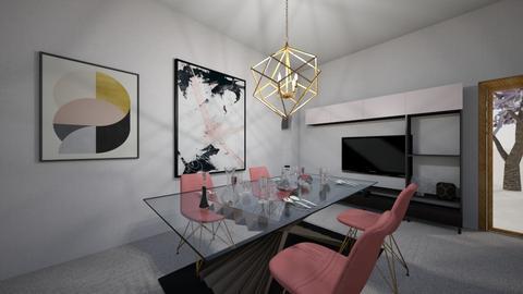 fff - Dining room  - by elisawww
