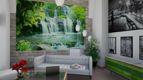Living room - Modern - Living room - by accaz