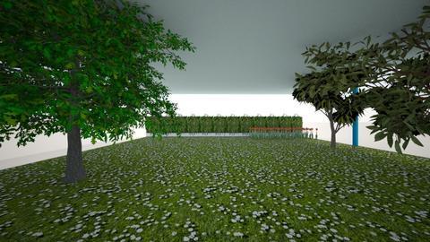 ogrod - Garden  - by radawiec