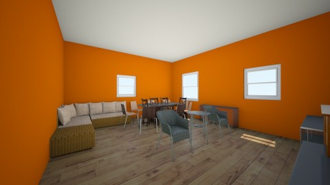 1 - Minimal - Living room - by bulava