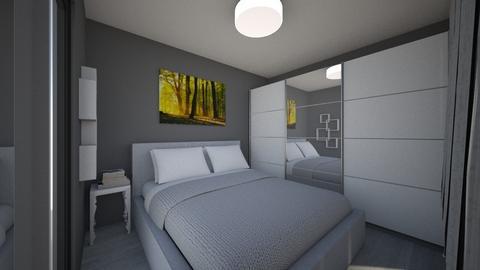 Niko Bedroom - Modern - Bedroom - by NikoSch