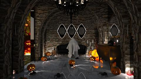 halloween - Rustic - by soralobo