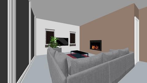 living1 - Living room  - by marcelboogert