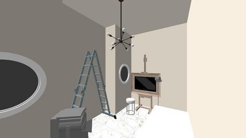 Studio - Modern - by AHudgeons