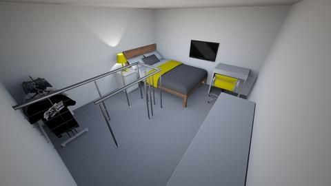 Caia Loft Room 1 - Bedroom - by marksenior