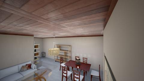 sour - Classic - Living room  - by jesuseduardo87