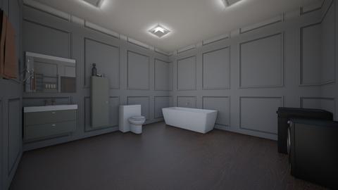 mi casa  - Bathroom  - by vixho