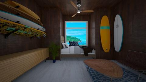 surf - by punbrowansis