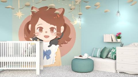 Cuteee - Kids room  - by KittyT6