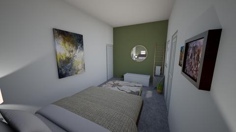 Annalise bedroom - Rustic - Bedroom  - by Trincityredo
