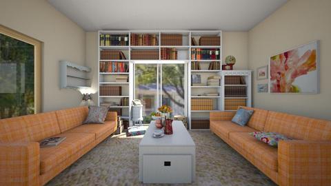 Dream Living room - Living room - by ilikalle