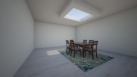 room - by Olha Kobzar