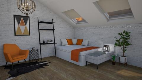 cosy - Modern - Bedroom  - by Merily