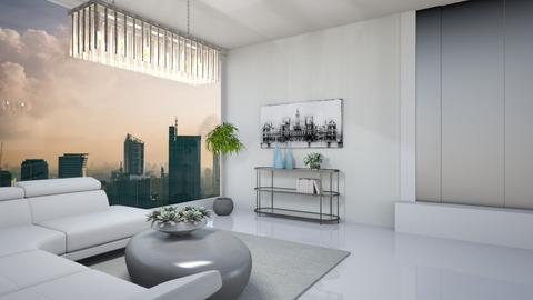 Contest - Modern - Living room  - by light_of_grace
