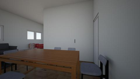 proyecto 1 - Living room  - by moniac00