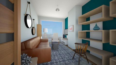 Mathijs Contest - Living room - by murphystaging
