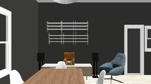 Stue m spis - Living room  - by sonoftheoriginalG