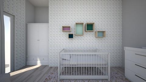 baby room - Bedroom  - by Amy Robberts