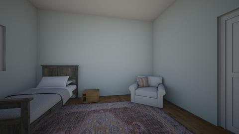 ginny big girl room - by vwjohnston24