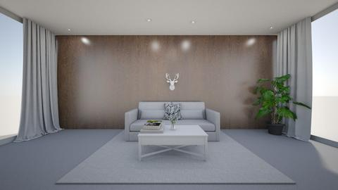 wooden wall - by IESdesign