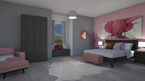 IP Diego - Bedroom - by tj94