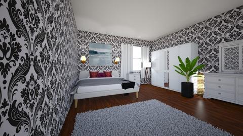 parent bedroom - Bedroom - by 17rhughes