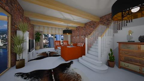 NaR - Modern - Living room - by Saj Trinaest