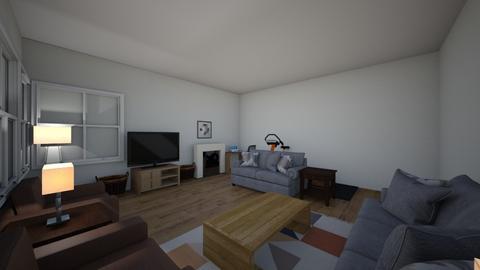 apartment1 - Living room  - by d40stevens