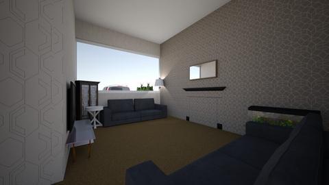 LivingRoom - Modern - Living room  - by ben114