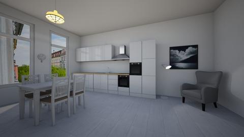 Pure - Minimal - Kitchen  - by Twerka
