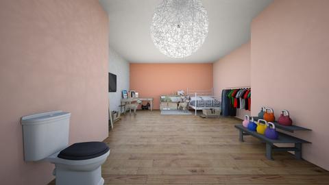 Aideliz - Bedroom  - by aidelizdiaz1022