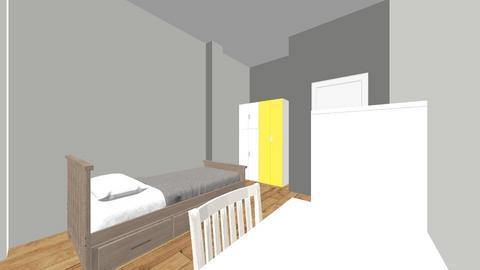 Habitacion Adela - Kids room  - by bologezur