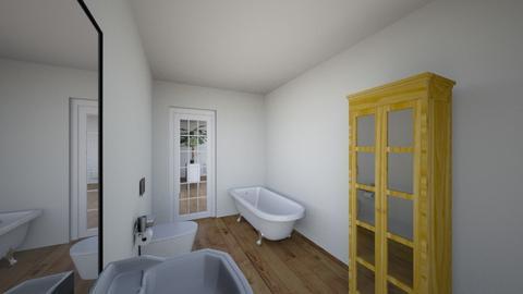 Stary plan - Living room  - by gabrielasiemiaszko
