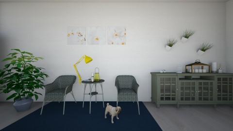 2 - Living room - by Jon Ander Castro