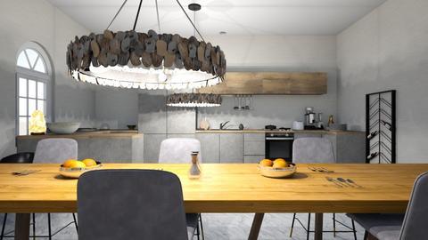 KOSRHJHEFHMH4 - Kitchen  - by ksmKOSARA