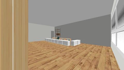 ruang tunggu - Office  - by andriyansen