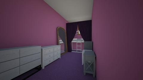 m - Kids room  - by dmain