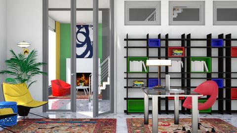 Bauhaus Study - by jjp513