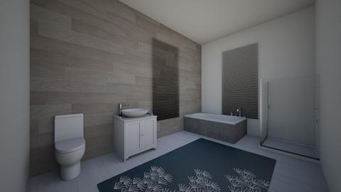 Bathroom - Bathroom  - by cafeil